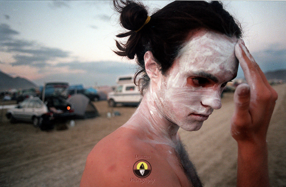 Burning Man 1998.Photos by Roger S. Duncan.  ...