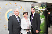 300 Businesses Expected to Attend West of Ireland&rsquo;s Largest Business Networking Event<br />  Registration is now open for MeetWest 2014, the largest business networking event in the West of Ireland this year. <br /> Hosted by Galway City Council, MeetWest 2014 is a two-day business networking forum taking place at the Galway Bay Hotel, Salthill, Galway on November 20th and 21st 2014.<br /> Pictured at the launch of MeetWest2014 in City Hall, Galway were Brendan McGrath, Chief Executive Galway City Council, Una Ni Chuinn Roscommon County Council  and Kevin Kelly, Chief Executive, Galway County Council. Photo:Andrew Downes