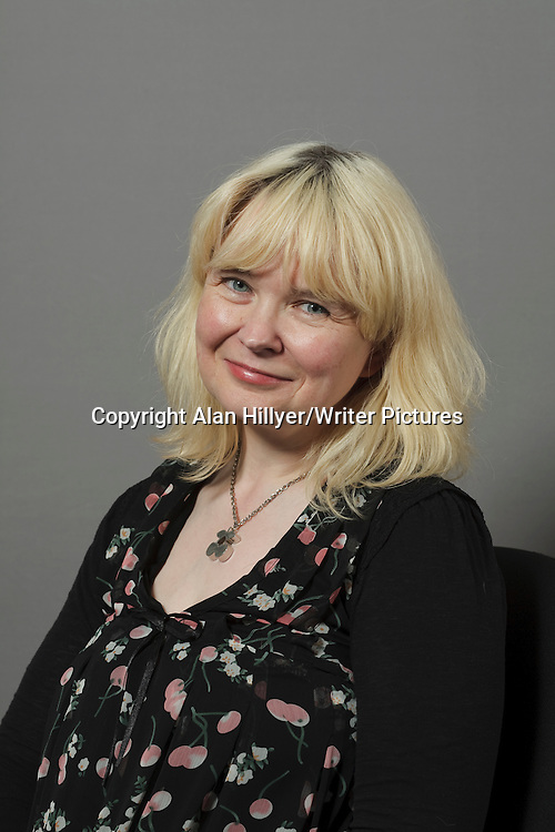 Lorraine Wilson, scottish music writer photographed at the Dundee Literary Festival. 29th October 2011<br /> Picture by: Alan Hillyer/Writer Pictures<br /> <br /> WORLD RIGHTS