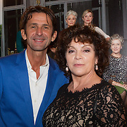 NLD/Hilversum/20131125 - Inloop Musical Awards Gala 2013, Cornald Maas en Henriette Tol