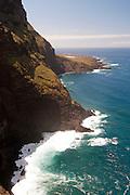 Coastal view near Buenavista, Tenerife, Spain