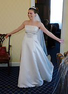 Mark Wolley and Beth Geiger Wedding in Washington DC at the Marriott Wardman Park. (Alan Lessig/Wedding Photojournalist)