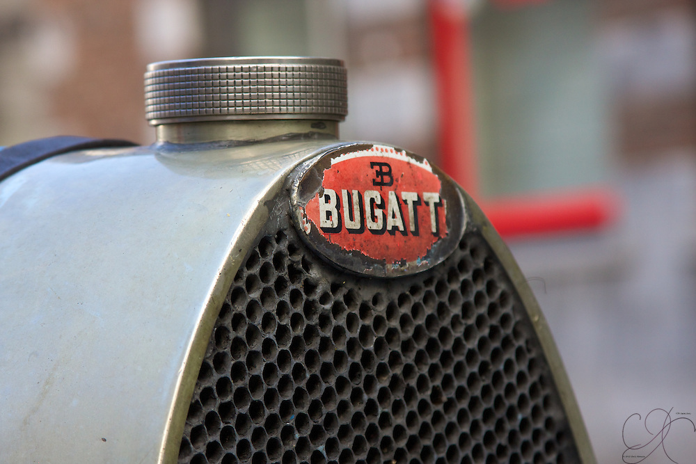 Before they made one of the world's most exotic supercars (the Veyron), Bugatti was a pre-war open top race car leader - style and power never met so well in the 1930s racing era
