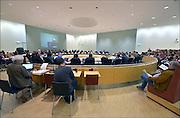 Nederland, Nijmegen, 11-2-2015Gemeeente Nijmegen. Raadsvergadering. Foto: Flip Franssen/Hollandse Hoogte