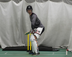 Somerset's Adam Hose. - Mandatory byline: Alex Davidson/JMP - 25/02/2016 - CRICKET - The Cooper Associates County Ground -Taunton,England - Somerset CCC  Media access - Pre-Season