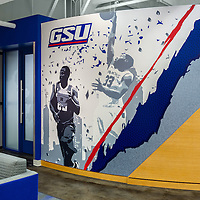 Georgia State Basketball Locker Room 04 - Atlanta, GA