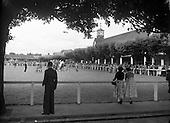 1954 RDS Horse Show at Show Grounds, Ballsbridge, Dublin