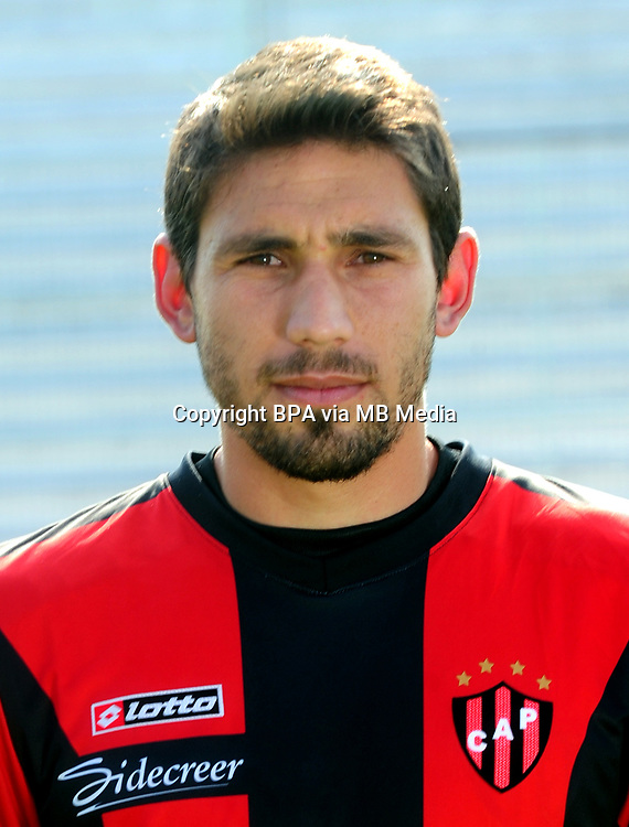 Argentina Football League First Division - Axion Energy 2016-2017 / <br /> Club Atletico Patronato de la Juventud Catolica - <br /> Lucas Marquez