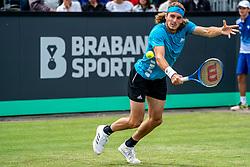 13-06-2019 NED: Libema Open, Rosmalen<br /> Grass Court Tennis Championships / Stefanos Tsitsipas GRE