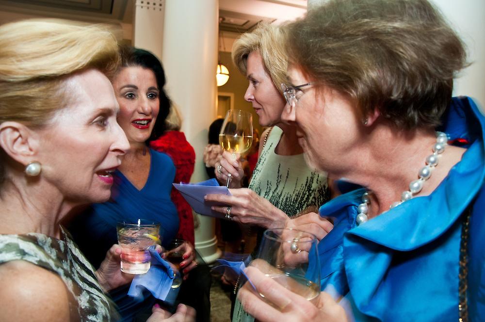 Mary Carol Friddell, Susan Jones, Jenny McCabe, Emily McAlister