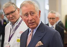Prince of Wales visits St Thomas' Hospital 6 Mar 2017