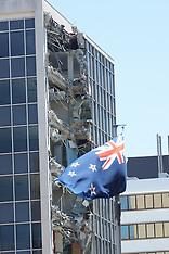 Wellington-Demolition begins on quake damaged Molesworth office block