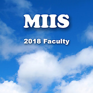 MIIS Faculty 2.7.18