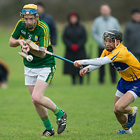 Kerry's Dougie Fitzell V Clare's Cathal O'Connell
