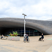 Aquatics Centre at Queen Elizabeth Olympic Park, London, UK 11 September 2018.