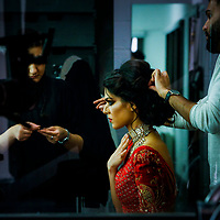 M.A.C Asian Bridal Shoot
