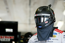 November 3, 2018 - Fort Worth, TX, U.S. - FORT WORTH, TX - NOVEMBER 03: Monster Energy NASCAR Cup Series driver Brad Keselowski (2) gets ready to get into his car during practice for the AAA Texas 500 at the Texas Motor Speedway in Fort Worth, Texas. (Photo by Matthew Pearce/Icon Sportswire) (Credit Image: © Matthew Pearce/Icon SMI via ZUMA Press)