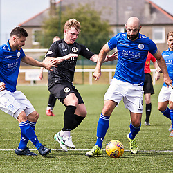 Edinburgh City v Queen of the South, BetFred Cup, 21 July 2018