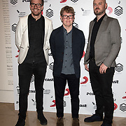 Guest attend the Annual award ceremony celebrating the best British podcasts. Supported by Sony Music's on 19 May 2018 at King's Place, London, UK.