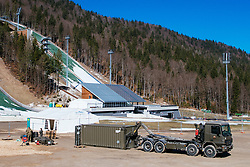 The day after FIS Ski Jumping World Cup Final 2017, on March 27, 2017 in Planica, Slovenia. Photo by Matic Klansek Velej / Sportida