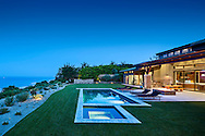 Ranch Estate at Marisol Malibu. Project by Berry Berkus. Interiors by Dana Berkus.