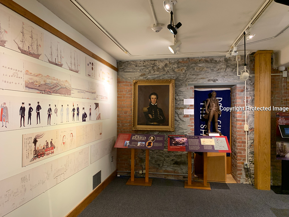 Naval War College Museum, , Newport, Rhode Island, USA