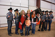 Charles and Linda Cline Equine Teaching Center Dedication.
