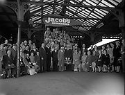 Jacobs Staff Outing to Killarney.19/09/1959
