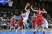 LIGNANO SABBIADORO, 13 LUGLIO 2015<br /> BASKET, EUROPEO MASCHILE UNDER 20<br /> ITALIA-SERBIA<br /> NELLA FOTO: Diego Flaccadori<br /> FOTO FIBA EUROPE/CASTORIA