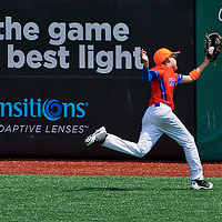 August 14, 2014: Scenes from Harford County's 11-9 victory during the Cal Ripken 12u 70-foot World Series United States Semifinals at the Ripken Experience powered by Under Armour in Aberdeen, Maryland on August 14, 2014. Eric Patterson/Ripken Baseball/CSM