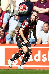 Marc Pugh of AFC Bournemouth - Mandatory by-line: Jason Brown/JMP - Mobile 07966 386802 08/08/2015 - FOOTBALL - Bournemouth, Vitality Stadium - AFC Bournemouth v Aston Villa - Barclays Premier League - Season opener