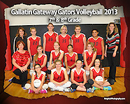 Gallatin Gateway Gators Volleyball 2013