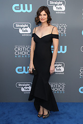 23rd Annual Critics' Choice Awards - Arrivals. 11 Jan 2018 Pictured: Betsy Brandt. Photo credit: Jaxon / MEGA TheMegaAgency.com +1 888 505 6342
