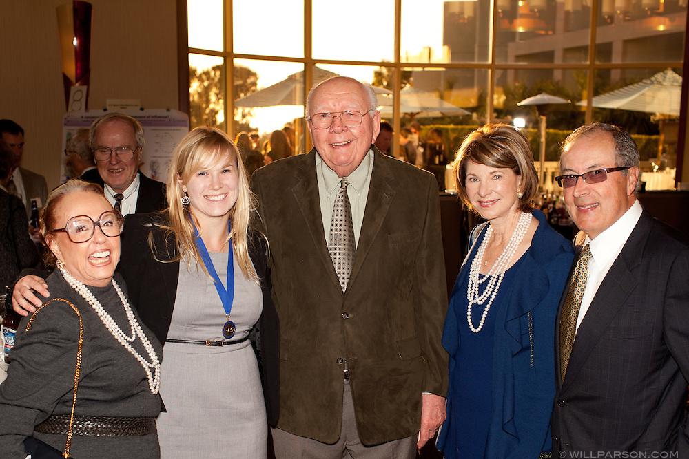 Pat Whalen, Jessica Buckley, Bob Whalen, Sharon and Carlos Arbelaez.