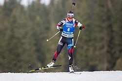 Veronika Vitkova (CZE) during Women 15km Individual at day 5 of IBU Biathlon World Cup 2018/19 Pokljuka, on December 6, 2018 in Rudno polje, Pokljuka, Pokljuka, Slovenia. Photo by Ziga Zupan / Sportida