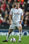 Picture by David Horn/Focus Images Ltd +44 7545 970036.25/09/2012.Darren Potter of Milton Keynes Dons during the Capital One Cup match at stadium:mk, Milton Keynes.
