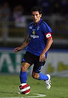 """Empoli 01/09/2007 Stadium """"Carlo Castellani"""" <br /> Empoli-Inter 0-1 Campionato Serie A 2007/2008 Matchday 2<br /> Nella foto:  Vannucchi (Empoli) <br /> Foto Gianni Nucci Insidefoto"""