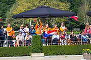 Team The Netherlands<br /> European Championships Dressage 2017<br /> © DigiShots