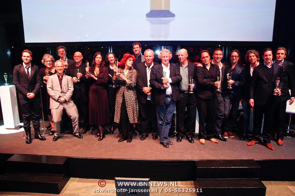 NLD/Hilversum/20120123 - Beeld en Geluid Awards 2011,