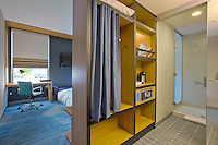 Interior Image of the Aloft Bwi Airport Hotel built by Mullan Contracting Company