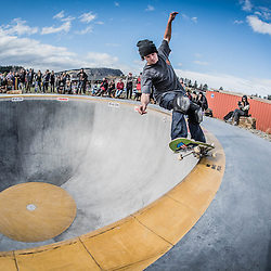 Lake Wanaka Skate Park Extension Upgrade Opening. Some incredible Skateboarding demos performed for the Public.