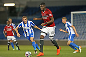 U23 Brighton and Hove Albion v U23 Fulham 260816