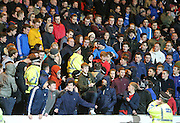 St Johnstone fans - St Johnstone v Dundee, Ladbrokes Scottish Premiership at McDiarmid Park<br /> <br />  - &copy; David Young - www.davidyoungphoto.co.uk - email: davidyoungphoto@gmail.com