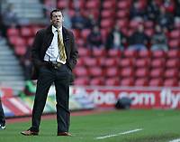 Photo: Lee Earle/Sportsbeat Images.<br /> Southampton v Hull City. Coca Cola Championship. 08/12/2007. Hull manager Phil Brown.