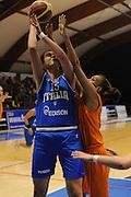 DESCRIZIONE : Pomezia Nazionale Italia Donne Torneo Citt&agrave; di Pomezia Italia Olanda<br /> GIOCATORE : valentina fabbri<br /> CATEGORIA : tiro<br /> SQUADRA : Italia Nazionale Donne Femminile<br /> EVENTO : Torneo Citt&agrave; di Pomezia<br /> GARA : Italia Olanda<br /> DATA : 26/05/2012 <br /> SPORT : Pallacanestro<br /> AUTORE : Agenzia Ciamillo-Castoria/GiulioCiamillo<br /> Galleria : FIP Nazionali 2012<br /> Fotonotizia : Pomezia Nazionale Italia Donne Torneo Citt&agrave; di Pomezia Italia Olanda