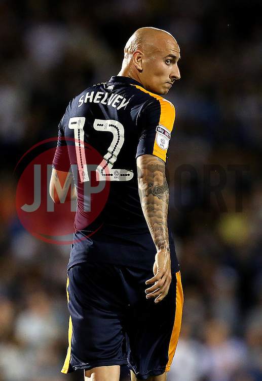 Jonjo Shelvey of Newcastle United - Mandatory by-line: Robbie Stephenson/JMP - 05/08/2016 - FOOTBALL - Craven Cottage - Fulham, England - Fulham v Newcastle United - Sky Bet Championship