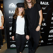 NLD/Amsterdam/20141030 - Opening popup store Balr, ................