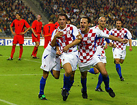 Fotball<br /> EM-kvalifisering<br /> 10.09.2003<br /> Belgia v Kroatia<br /> NORWAY ONLY<br /> Foto: Phot News/Digitalsport<br /> <br /> DARIO SIMIC