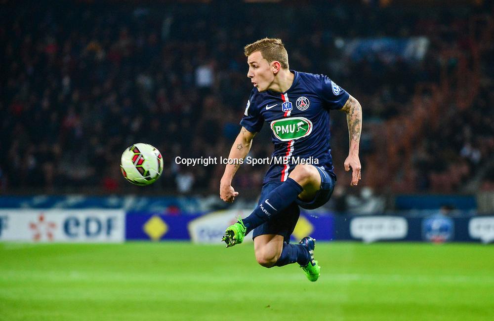 Lucas DIGNE - 21.01.2015 - Paris Saint Germain / Bordeaux - Coupe de France<br /> Photo : Dave Winter / Icon Sport