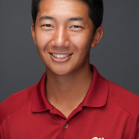Men's Golf Team Headshots